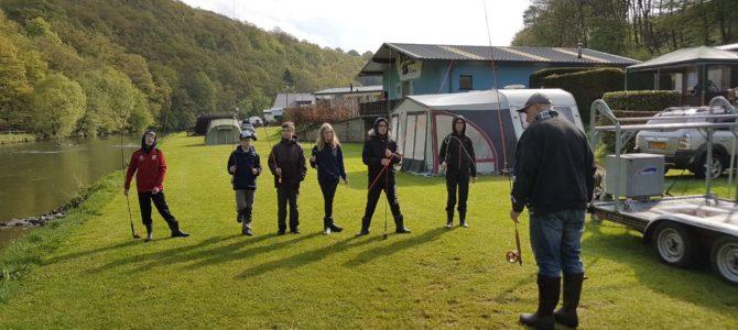 Rückblick Fliegenfischen-Workshop für die Jugend in Luxemburg – Teil 1