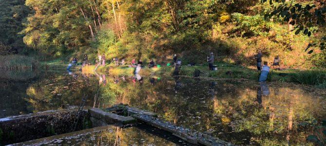 Rückblick offenes Forellenfischen am 10.11.2018